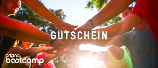 Bootcamp Gutschein