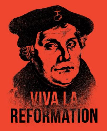 Was Bedeutet Der Reformationstag
