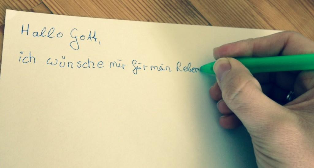Kinderbriefe An Gott : Ein brief an gott unendlichgeliebt