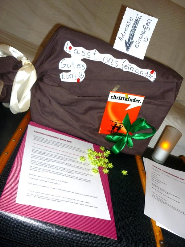 einen netten weihnachtsbrief
