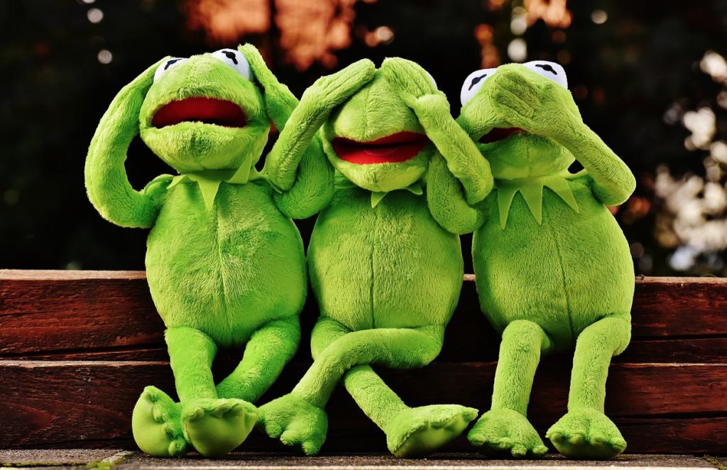 Kermit Gottesbild