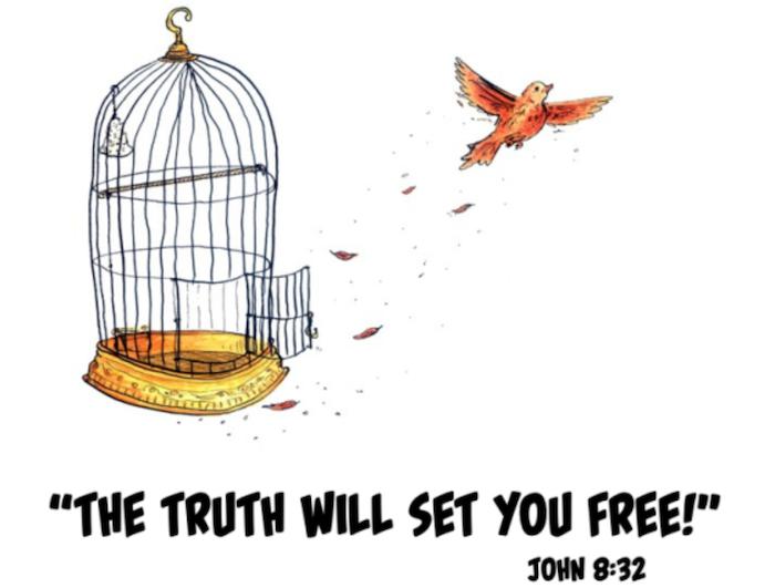 Die Wahrheit macht frei