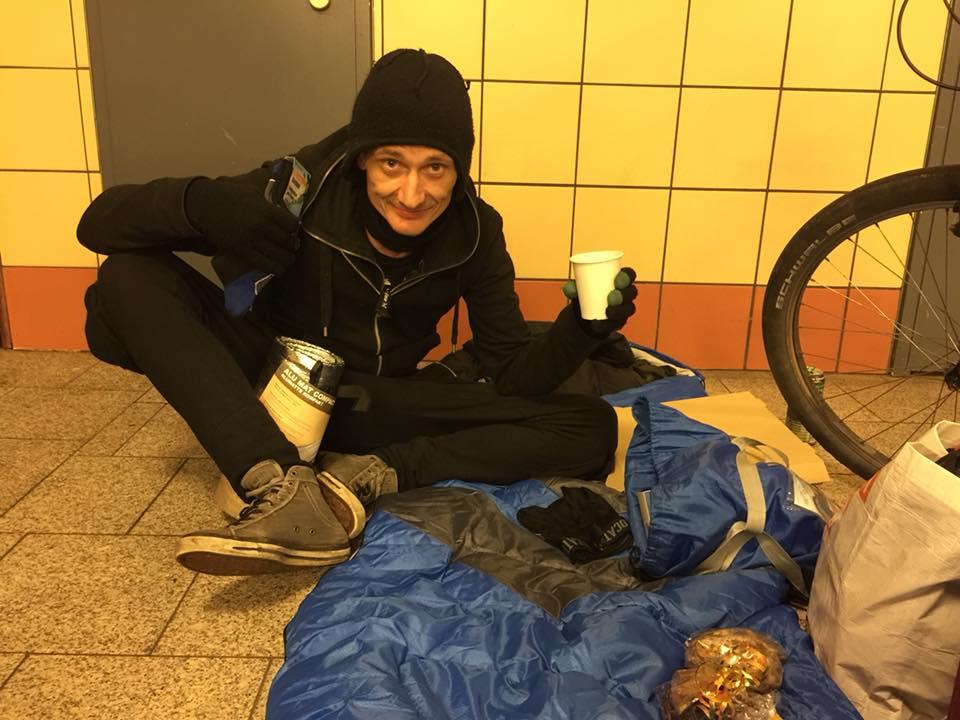 Kai obdachlos