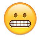smiley-zeigt-zaehne