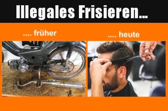 frisieren